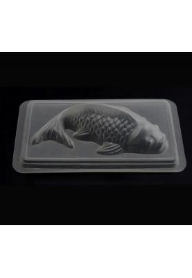 Пластикова форма середньої риби 17x28 см